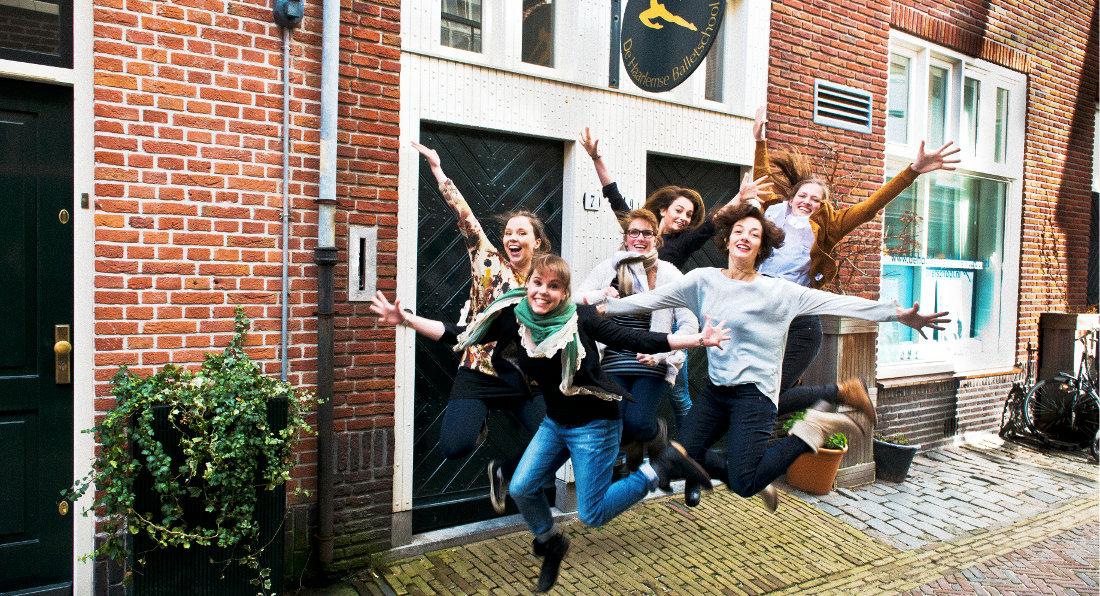 Docenten De Haarlemse Balletschool