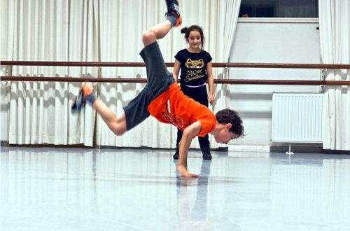 Dancemix bij De Haarlemse Balletschool