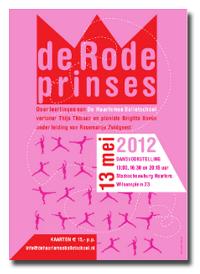 De Rode Prinses - De Haarlemse Balletschool