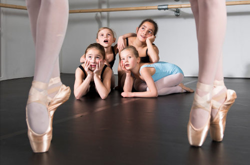 Klassiek Ballet bij De Haarlemse Balletschool