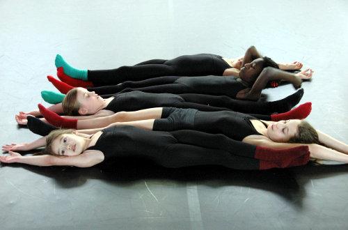 Moderne dans bij De Haarlemse Balletschool