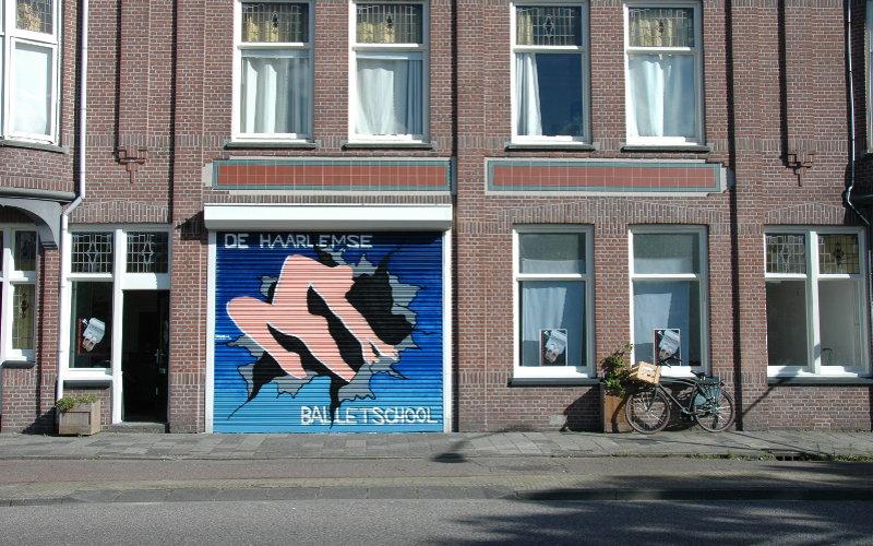 Kinderhuisvest - De Haarlemse Balletschool