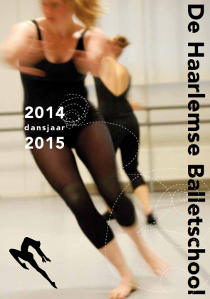 Dansboekje 2014-2015 De Haarlemse Balletschool